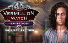 Vermillion Watch: In Blood Collector's Edition Badge