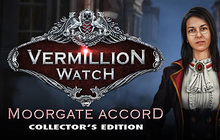Vermillion Watch: Moorgate Accord Collector's Edition Badge