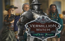 Vermillion Watch: Order Zero Badge
