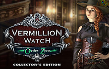 Vermillion Watch: Order Zero Collector's Edition Badge
