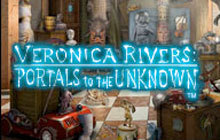 Veronica Rivers-Portals to the Unknown Badge