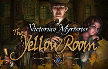 Victorian Mysteries: The Yellow Room Badge