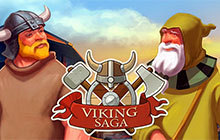 Viking Saga Badge