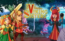 Viking Sisters Badge
