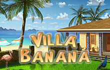 Villa Banana Badge