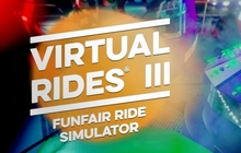 Virtual Rides 3 - Funfair Simulator Badge