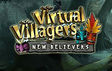 Virtual Villagers 5 - New Believers Badge