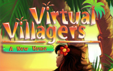 Virtual Villagers Badge