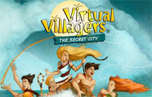 Virtual Villagers: The Secret City Badge