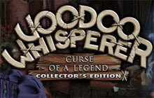 Voodoo Whisperer - Curse of a Legend Collector's Edition Badge