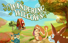 Wandering Willows Badge