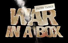 War in a Box: Paper Tanks Badge