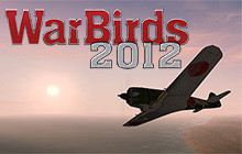 Warbirds 2012 Badge