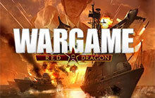Wargame: Red Dragon Badge