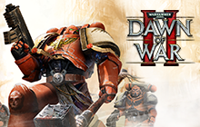 Warhammer 40,000: Dawn of War II Badge