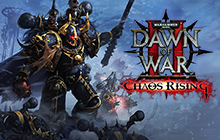 Warhammer 40,000: Dawn of War II - Chaos Rising Badge
