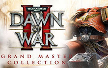 Warhammer 40,000: Dawn of War II - Grand Master Collection Badge