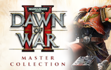 Warhammer 40,000: Dawn of War II - Master Collection Badge