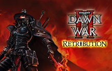 Warhammer 40,000: Dawn of War II - Retribution Badge