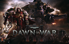 Warhammer 40,000: Dawn of War III Badge