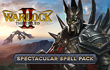 Warlock 2: Spectacular Spell Pack Badge