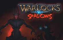 Warlocks vs Shadows Badge