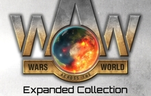 Wars Across The World Expanded Edition Badge