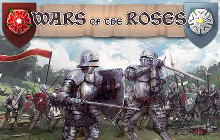Wars of the Roses Badge