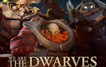 We Are The Dwarves Badge