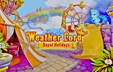 Weather Lord: Royal Holidays Badge