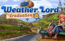 Weather Lord: Graduation Badge