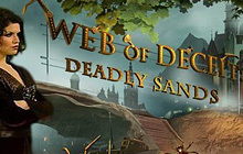 Web of Deceit: Deadly Sands Badge