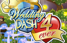 Wedding Dash 4-Ever Badge