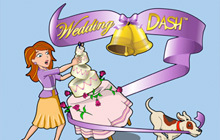 Wedding Dash Badge