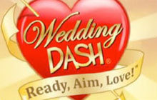 Wedding Dash: Ready, Aim , Love! Badge