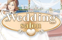 Wedding Salon Badge