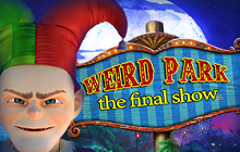 Weird Park: The Final Show Badge