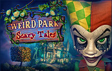 Weird Park: Scary Tales Badge