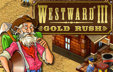 Westward III: Gold Rush Badge