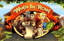 When In Rome Badge