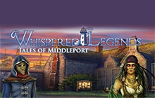 Whispered Legends - Tales of Middleport Badge