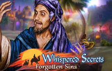 Whispered Secrets: Forgotten Sins Badge