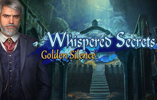Whispered Secrets: Golden Silence Badge