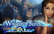 Whispered Secrets: Golden Silence Collector's Edition Badge