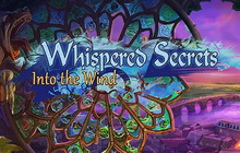 Whispered Secrets: Into the Wind Badge