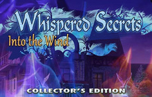 Whispered Secrets: Into the Wind Collector's Edition Badge