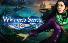 Whispered Secrets: Song of Sorrow Badge