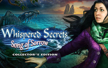Whispered Secrets: Song of Sorrow Collector's Edition Badge