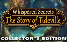 Whispered Secrets: The Story of Tideville Collector's Edition Badge
