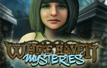 White Haven Mysteries Collector's Edition Badge